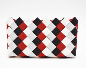 Tapéta clutch-háromszínű