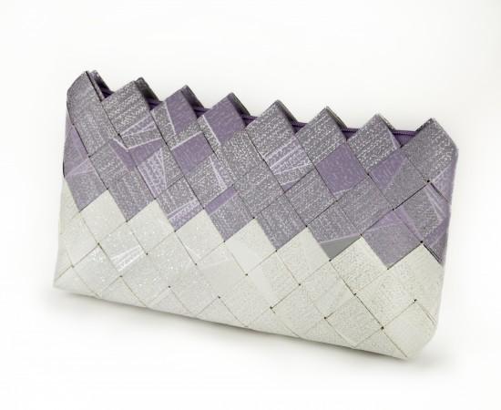 Alkalmi táska- Clutch borítéktáska tapétából